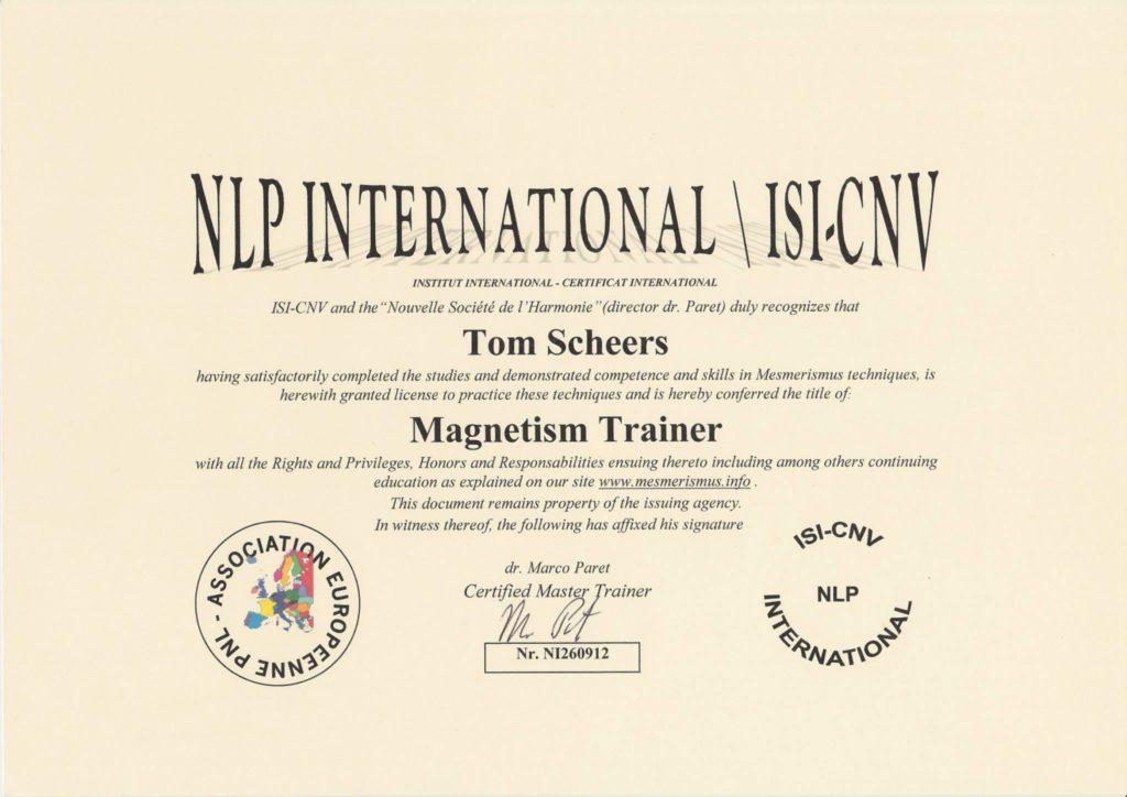 Magnetism Trainer Suc7